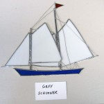 Sailboat - Gaff Schooner Suncatcher