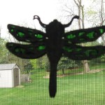 Dragonfly Screen Decoration