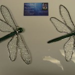 Dragonfly Green Medium Suncatcher