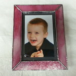 Hot Pink 5x7 Frame Commissioned