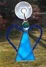 "Angel Suncatcher 2015 $7.00 3"" w x 4"" h"